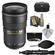 Nikon 24-70mm f/2.8G AF-S ED Zoom-Nikkor Lens with Case + 3 UV/CPL/ND8 Filter + Lenspen + Accessory Kit