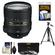 Nikon 24-85mm f/3.5-4.5G VR ED AF-S Nikkor-Zoom Lens - Factory Refurbished with 3 (UV/FLD/CPL) Filters + Tripod + Accessory Kit