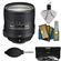 Nikon 24-85mm f/3.5-4.5G VR ED AF-S Nikkor-Zoom Lens with 3 UV/CPL/ND8 Filters + Cleaning Kit