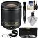 Nikon 28mm f/1.8G AF-S Nikkor Lens with 3 UV/ND8/CPL Filters + Accessory Kit