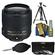 Nikon 35mm f/1.8G AF-S ED Nikkor Lens with 3 UV/CPL/ND8 Filters + Tripod + Accessory Kit