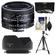 Nikon 50mm f/1.8D AF Nikkor Lens with 3 UV/CPL/ND8 Filters + Hood + Tripod + Cleaning Kit