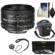 Nikon 50mm f/1.8D AF Nikkor Lens with Case + 3 UV/CPL/ND8 Filters + Kit