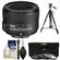 Nikon 50mm f/1.8G AF-S Nikkor Lens with 3 UV/CPL/ND8 Filters + Tripod + Accessory Kit