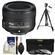 Nikon 50mm f/1.8G AF-S Nikkor Lens with 3 UV/CPL/ND8 Filters + Tripod + Accessory Kit