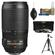 Nikon 70-300mm f/4.5-5.6 G VR AF-S ED-IF Zoom-Nikkor Lens with Tripod + 3 UV/ND8/CPL Filters + Cleaning Kit