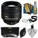 Nikon 85mm f/1.8G AF-S Nikkor Lens with 3 UV/CPL/ND8 Filters + Cleaning Kit