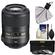 Nikon 85mm f/3.5 G VR AF-S DX ED Micro-Nikkor Lens with 3 UV/CPL/ND8 Filters + Kit
