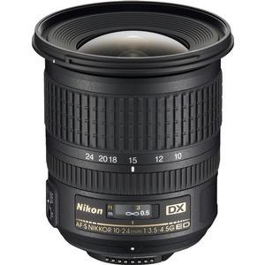 Nikon 10-24mm f-3.5-4.5 G DX AF-S ED Zoom-Nikkor Lens