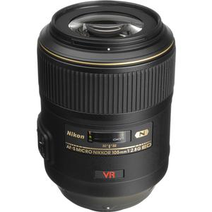Nikon 105mm f-2.8 G VR AF-S Micro-Nikkor Lens