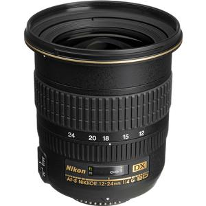 Nikon 12-24mm f-4 G DX AF-S ED-IF Zoom-Nikkor Lens
