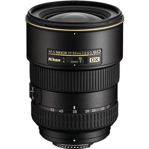 Nikon 17-55mm f-2.8 G DX AF-S ED-IF Zoom-Nikkor Lens