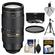 Nikon 80-400mm f/4.5-5.6G VR AF-S ED Nikkor-Zoom Lens with 3 UV/ND8/CPL Filter Set + Neutral Filter + Tripod + Kit