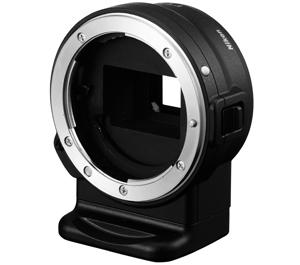 Nikon FT1 F-mount Lens Adapter for Nikon 1 J1  V1 Digital Cameras