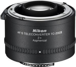 Nikon TC-20E III 2x AF-S Teleconverter