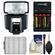 Nissin Digital i40 Speedlite Flash (for Nikon i-TTL) with Batteries & Charger + Kit