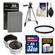 Essentials Bundle for Olympus OM-D EM-1, EM-5 II, PEN-F Digital Camera & 14-42mm Zoom Lens with BLN-1 Battery & Charger + 32GB Card + Tripod + Wide/Telephoto Lenses + Accessory Kit