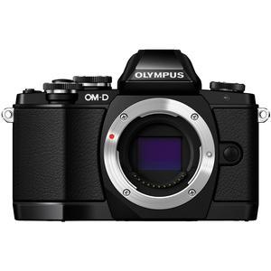 Olympus OM-D E-M10 Micro 4/3 Digital Camera Body (Black)