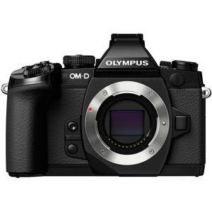 Olympus OM-D E-M1 Micro 4/3 Digital Camera Body (Black)