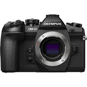 Olympus OM-D E-M1 Mark II Micro 4-3 Digital Camera Body