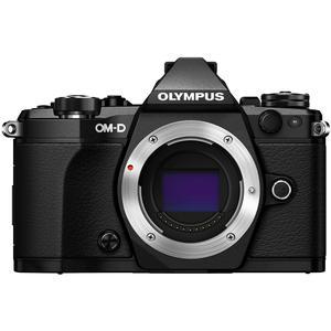Olympus OM-D E-M5 Mark II Micro 4-3 Digital Camera Body-Black -