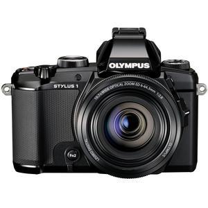 Olympus Stylus 1 Digital Camera with 28-300mm f/2.8 Lens (Black)