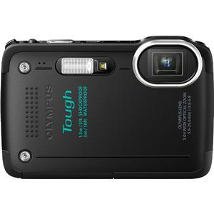 Olympus Tough TG-630 iHS Shock + Waterproof Digital Camera (Black) at Sears.com