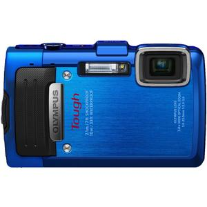 Olympus Tough TG-830 iHS Shock + Waterproof Digital Camera (Blue) at Sears.com
