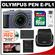 Olympus Pen E-PL1 Micro 4/3 Digital Camera & 14-42mm Lens (Slate Blue/Black)-Factory Demo with 16GB Card + Case + Battery + Accessory Kit