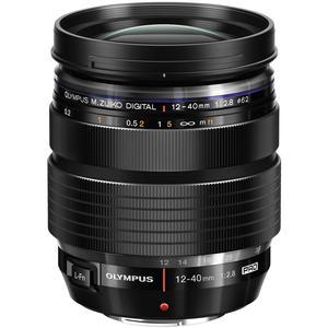 Olympus M.Zuiko 12-40mm f-2.8 PRO ED Digital Zoom Lens - Black -