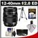 Olympus M.Zuiko 12-40mm f/2.8 PRO ED Digital Zoom Lens (Black) with Tripod + 3 UV/CPL/ND8 Filters + Accessory Kit