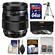 Olympus M.Zuiko 12-40mm f/2.8 PRO ED Digital Zoom Lens (Black) with 64GB Card + Tripod + 3 UV/CPL/ND8 Filters + Accessory Kit