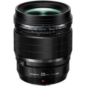 Olympus M.Zuiko 25mm f-1.2 ED PRO Lens