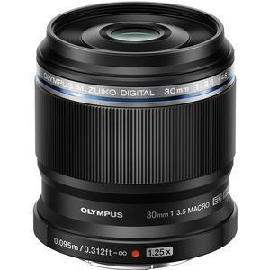 Olympus M.Zuiko 30mm f-3.5 ED Macro Lens