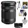 Olympus M.Zuiko 40-150mm f/4.0-5.6 R Micro ED Digital Zoom Lens (Black) with Tripod + 3 UV/CPL/ND8 Filters + Accessory Kit