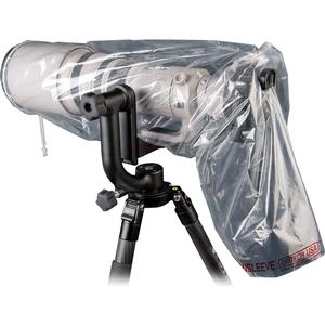 Op-Tech USA 25 inch Mega Rainsleeve for Digital SLR Camera Gear and Lens - 2 Pack -