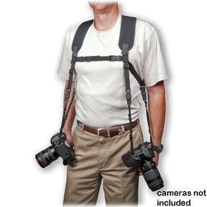Op-Tech Dual Camera Strap Harness - X-Long Size -