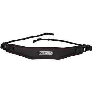 Op-Tech USA Utility Camera Strap - 3-8 inch - Black -