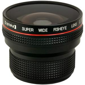 Opteka 0.20x HD High Definition Fisheye Lens