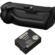 Panasonic DMW-BGG1 Battery Grip & DMW-BLC12 Pack for Lumix DMC-G85 Camera