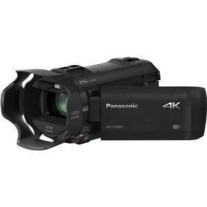 Panasonic HC-VX981 Wi-Fi 4K Ultra HD Video Camera Camcorder