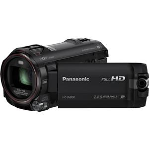 Panasonic HC-W850K Twin Recording HD Wi-Fi Video Camera Camcorder Twin Features: Picture-in Picture Full-motion Recording