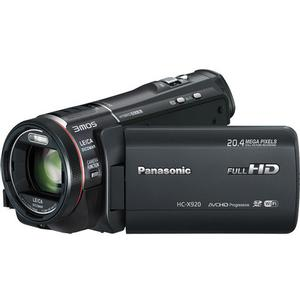 Panasonic HC-X920 3MOS Ultrafine Full HD Wi-Fi Video Camera Camcorder (Black)