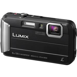 Panasonic Lumix DMC-TS30 Tough Shock & Waterproof Digital Camera (Black)
