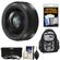 Panasonic Lumix G Vario 20mm f/1.7 II ASPH Lens for G Series Cameras (Black) with 3 UV/ND8/CPL Filters + Backpack Case + Accessory Kit
