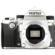 Pentax KP Wi-Fi Digital SLR Camera Body (Silver)