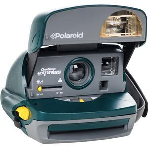 Polaroid 600 Round Instant Film Camera - Green - - Refurbished by Impossible