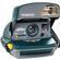 Polaroid 600 Round Instant Film Camera (Green) - Refurbished by Impossible