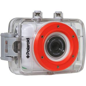 Polaroid XS7 Waterproof Hi-Def HD Sports Video Camera Camcorder with Helmet & Bike Mounts