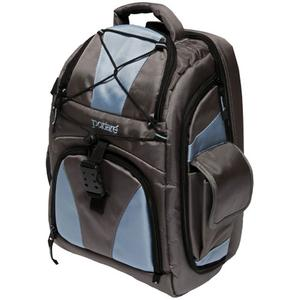 Portare Multi-Use Laptop/iPad/Digital SLR Camera Backpack Case (Gray/Blue)